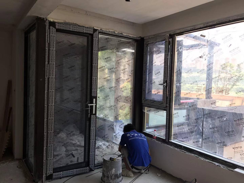 融汇江山铝合金门窗