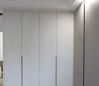 全鋁衣柜設計