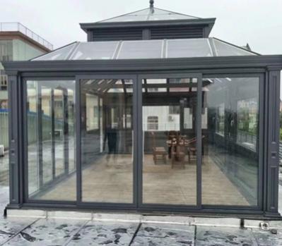 全铝阳光房设计