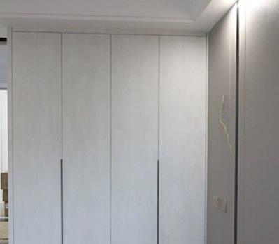 全铝衣柜设计