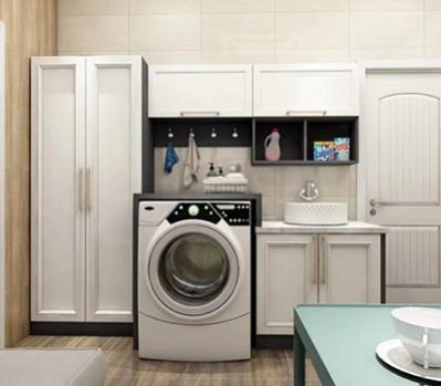 全屋洗衣机柜