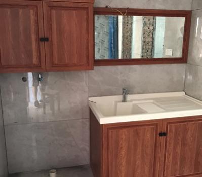 全铝卫浴柜